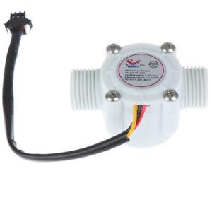 1/2'' water flow sensor control effect flowmeter hall 1-30L/min for Arduino-XD