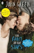 The Fault in Our Stars by Green, John, Good Book (Paperback) Fast & FREE Deliver