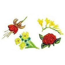 FMM Cutter Embosser Bloemen 2 Rose Zomer forsythia Cake Fondant Werktuig
