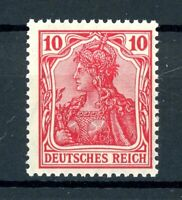 Deutsches Reich MiNr. 86 I d postfrisch MNH Fotoattest Jäschke-Lantelme (MA795