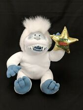 Abominable Snowman Happy New Year Rudolf the Red Nosed Reindeer Plush Cvs 1999
