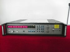 EIP 548B microwave frequency counter 10hz-26.5Ghz w/opt 05,06,& 08 NIST cal'ed