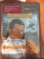 Octopussy - Bond 007 Special Ed. DVD - New & Sealed