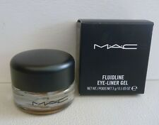 MAC Fluidline Eye Liner Gel, #Brassy, 3g, Brand New in Box!!