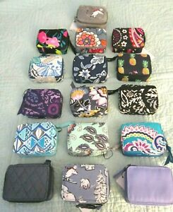 Vera Bradley Travel Pill Cases,Toucan Party,Beary Merry,Marian Floral+ U PICK