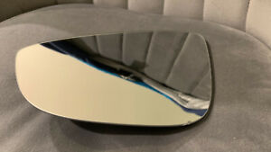 Volkswagen VW PASSAT CC Left Side Driver Door Mirror Glass Heated 11-16 OEM