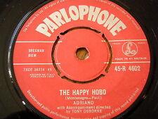 """Adriano-The Happy Hobo/FOLIES BERGERE 7"""" vinyle"""