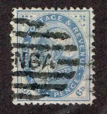 Tonga # 3a  King George I.  1888.  F-VF  Used