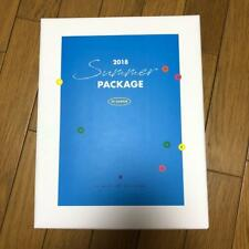 BTS official SUMMER PACKAGE 2018 No Guide book official goods merchandise md
