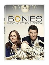 BONES Season 10 DVD The Complete 10th Series BOXSET