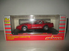 CHEVROLET CORVETTE COUPE' COD.4202 MAJORETTE SCALA 1:24
