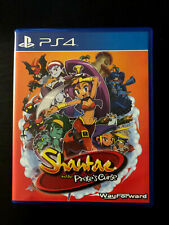 Shantae and the Pirate's Curse Limited Run PS4 (Complete)