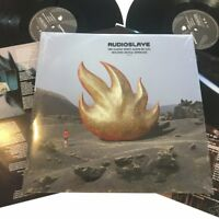 Audioslave Self Titled [in-shrink + Hype Sticker] Vinyl Record Album Audio Slave