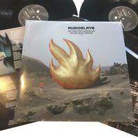Audioslave Self Titled [in-shrink + Hype Sticker] Vinyl Record Album Audio Slave