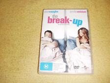 THE BREAK UP comedy 2006 DVD Vince Vaughn jennifer aniston romance R4
