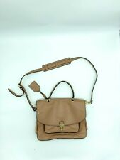 TORY BURCH 'TAN NUDE' CROSSBODY BAG. Excellent Condition