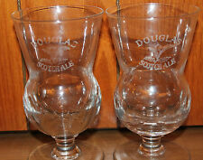 belle paire de verre a bière 33 cl douglas scotchale