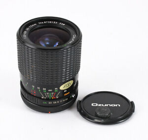35-75MM 35-75/3.5-4.8 OZUNON MC AUTO FOR CANON FD (DUST, LIGHT HAZE)/209141