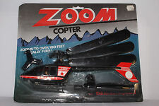 Zoom Helicopter, New on Card