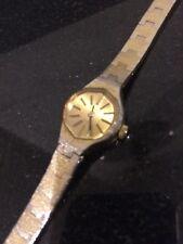 Ladies Corvette Vintage Incabloc Mechanical Wristwatch