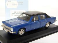 Swiss-Mini SM-43-014 1/43 1977 Opel Diplomat B V8 Handmade Resin Model Car