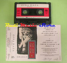 MC OFRA HAZA Shaday 1988 turkish mmy 26841-4 no cd lp dvd vhs