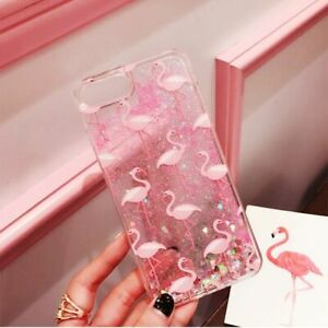 Flamingo Pink Case For Apple Iphone 6 7 8plus X 10-Summer Lilly Pulitzer Cover