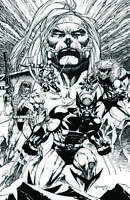 Wolverine Virgin Sketch Variant issue #1 / Only 400 Scott Williams