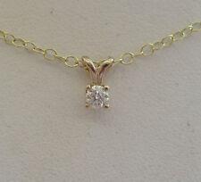 Halsketten und Anhänger aus Gelbgold mit Gute Markenlose