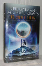 Neil Gaiman Michael & Mallory Reaves SILVER DREAM First ed! SIGNED by all three!