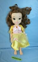 "Walt Disney Princess Belle Doll Beauty And The Beast 15"" 10173"