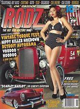 """OL' SKOOL RODZ MAGAZINE - Issue # 60 """"NEW!"""" (November 2013)"""