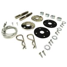 "Mopar 25"" Inch Lanyard Cables Hood Pin Kit Charger Road Runner GTX B-Body New"