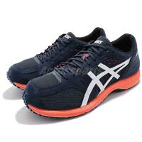 Asics Tartherzeal 6 VI Navy Orange Men Women Gear Fast Running Shoes T820N-4993