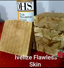 Coal Tar and Bay Leaf Bar Soap with DHS