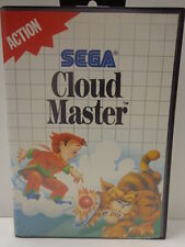 Master System-Cloud Master (avec neuf dans sa boîte) 10632833