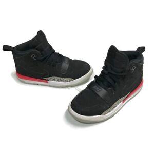 Nike Air Jordan Legacy 312 PS Size 12C  'Black Fire Red' 2019 AT4047-060 CLEAN