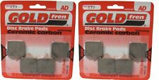 Brake Disc Pads Front Goldfren For Ducati 748 R 2002