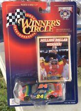 NIP 1998 Winner's Circle Jeff Gordon #24 Million Dollar Winner 1:64 Scale