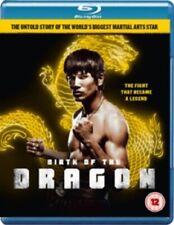 Birth of the Dragon (Yu Xia, Yue Wu, Billy Magnussen) New Region B Blu-ray