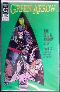 Green Arrow Vol. 2 #37; Grading: VF/VF+