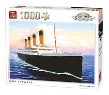 1000 Pièce History Collection Jigsaw Puzzle RMS Titanic Croisière Navire Bateau 05621