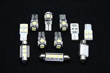 TOP SET 11 LED SMD Innenraumbeleuchtung Innenraum VW Golf 6 VI GTI GT R 1K Weiß