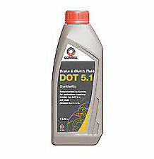 comma DOT 5.1 Synthetic brake fluid for high performance vehicles 1 LITRE BF51L