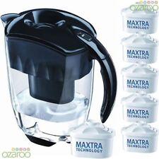 Tratamiento del agua color principal negro para el hogar