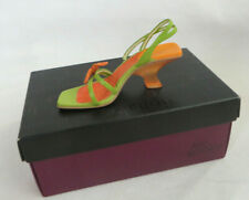 Just the Right Shoe by Raine Figurine 2003 Step Summer Bloom Sandal 25389 in Box