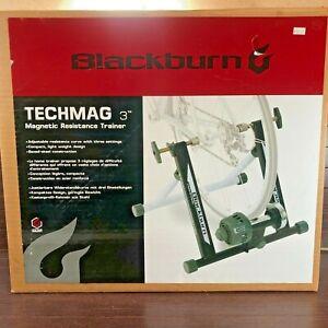 Blackburn Techmag 3 Magnetic Resistance Bike Adjustable Resistance Trainer