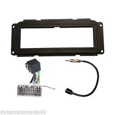 Car Stereo Fascia Wiring Fitting Kit For Chrysler Neon, PT Cruiser, Voyager