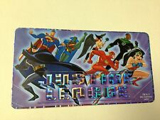 Justice League Prismatic Stickers DC Comics Set of 5  Batman Green Lantern Flash