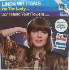 "7"" Grand Prix 1981 (NL) Linda Williams I 'm the Lady/m - \"
